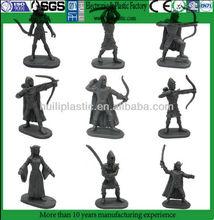 custom plastic boardgame miniatures,OEM design boardgame plastic miniatures figurines