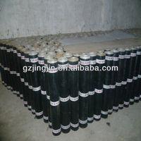 Easy handle 1.5mm-3mm SBS asphalt polyester self adhesive roofing