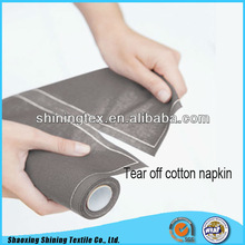 perforated napkins,disposable cotton napkin roll,