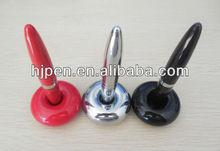 Hot Promotional Plastic Magnetic Floating Ball Pen Set