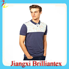 New Style Wholesale Short Sleeve Clothing Men's Wear Brands Made In China