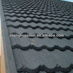 YIWU FACTORY Wholesale Stone Coated Steel Roofing Tile,Stone Coated Metal Roof Tile,Stone Coated Roofing Sheet.