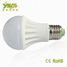 top!led lamp e27 5W led bulb light 3years warranty 220V fluorescent bulb lights strobe light bulb