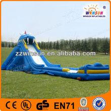 Large inflatable water slides,huge slide,mega slip for adults and kids