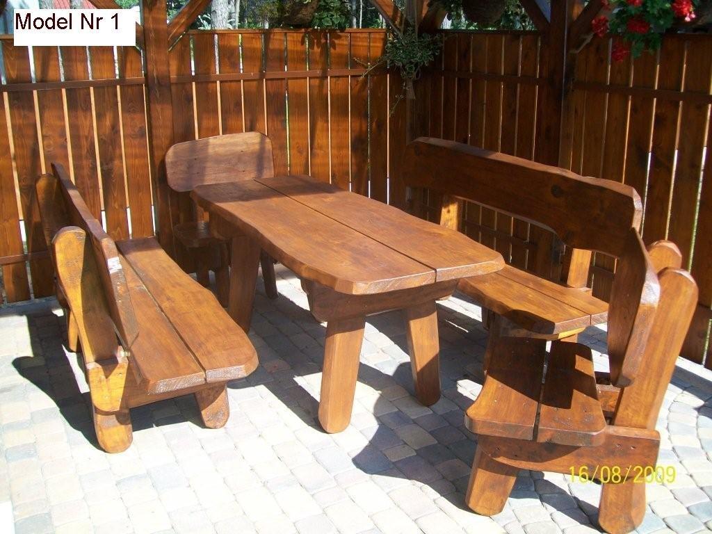 Legno mobili da giardino per i ristoranti, pizzerie, pub, club ...