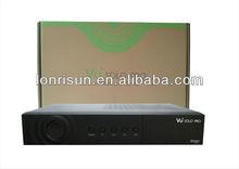 International Satellite TV Receiver Single Tuner VU SOLO PRO decoder