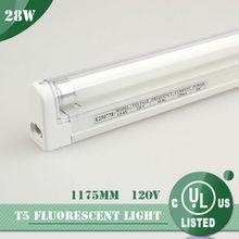 Tube fluo 28W T5 3000K T5 Fluorescent Light