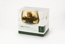 Gift set 10x flower tea + teapot