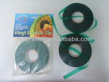 garden green tie tape