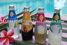 Bebidas a base de hierbas/jugo