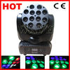 WLEDM-09-2 Good price 12 PCS 4 IN 1 RGBW 10W leds beam moving nightclub lighting
