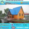 cheap modern prefab villa/prefabricated house