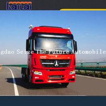 Beiben V3 6x4 380hp Beiben Tractor Truck Right Hand Driving