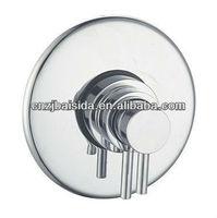 brass Single concealed thermostatic shower valve vernet cartridge
