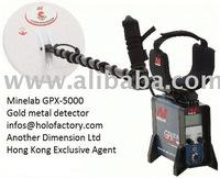 Original Minelab GPX-5000 gpx5000 metal Gold detector