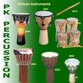 Africano instrumentos musicais
