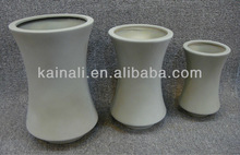 ceramic modern art craft flower vase