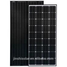 Black Frame 250W,280W,300W Mono Solar Panel PV Module