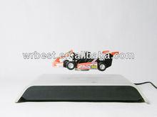 Levitating!! Magnetic floating model car