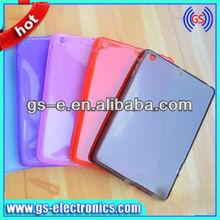 Hot Selling TPU Case Cover For ipad mini clean TPU case for ipad mini
