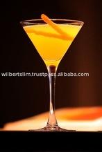 Orange flavor for wine and spirits
