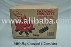 Coconut Briquette BBQ Charcoal