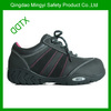 Fashionable cow leather low cut industrial safety footwear
