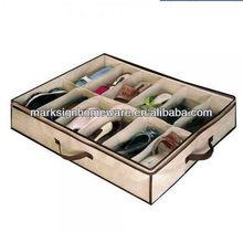 Underbed Shoe Storage Chest