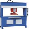 Double feeding die cutting press machine