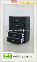 high quality leather night stand