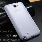 high quality tpu silicon case for samsung galaxy note ii n7100