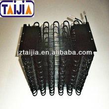 R134a Steel Bundy Tube Condenser for Refrigerator