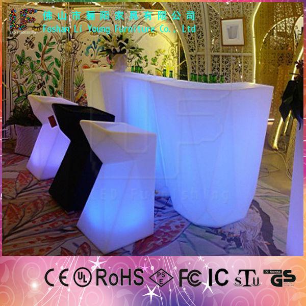 กันน้ำpeแม่พิมพ์หมุนนำเก้าอี้บาร์เฟอร์นิเจอร์lgl94- 1411& 1446และ47