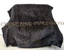 Cx-d-21 200x150 lavorato a mano vera pelliccia di visone coperta