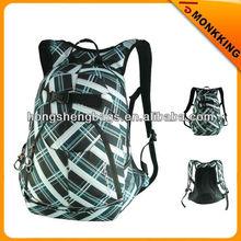 2014 popular skating backpack travel bag