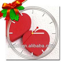 Christmas Decoration 2013 Desk Clocks For Craft Gift