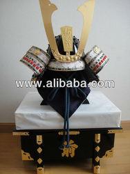 Japanese Samurai Kabuto Helmet (15-1)