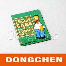 custom eco-friendly 3D Lenticular Card