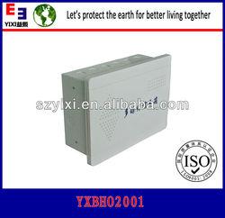 With network module, telephone module, TV module,video monitoring module information box