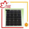 low price mini 27w solar panel