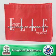 pp non woven ELLE magazine bag