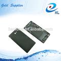 Original para htc 8x/c620e vivienda puerta de la batería contraportada negro nuevo