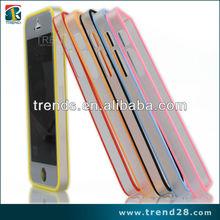 super slim bumper II carry case for iphone5