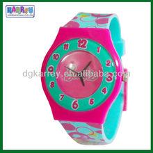 Cheap fancy cartoon quartz watches