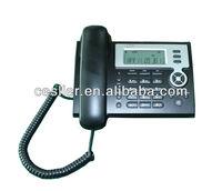 cesller IP phone with 1 sip line,iax2,poe