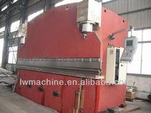 CNC Press Brake, Hydraulic Plate Bending Machine\WE67k 63T2500 100T2500 100T3200