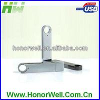 Laser Priting Logo freeProtable Gift Memory Disk OEM Mini Swiel Metal Usb Flash Drive USB Disk For Sale Festival Gift Noble Gift