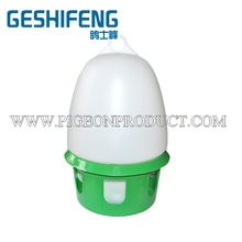 EZClean water dispenser service for pigeon plastic water keeper system plastic water utensil