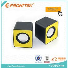 Portable usb digital stereo speaker asics china