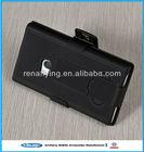 Kickstand holster combo case for nokia lumia 920